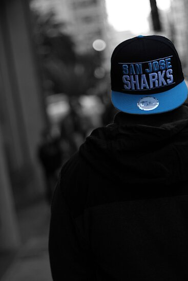 San Jose Sharks Swagg by ACACrown