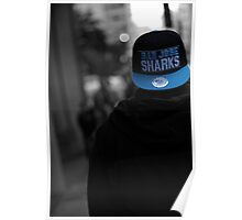 San Jose Sharks Swagg Poster