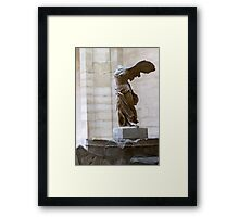 Luwr2/Louvre2 Framed Print