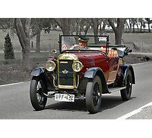 Amilcar C4 1925 Photographic Print