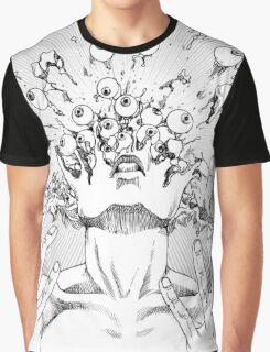Shintaro Kago / Flying Lotus - Eyes Above Graphic T-Shirt