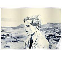 Bobby Fischer in Reykjavik Poster