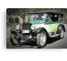 Chevrolet Capitol 1927 Canvas Print