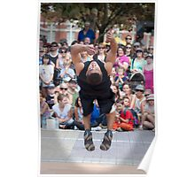 USA Breakdancers Poster