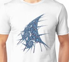 pointy wave Unisex T-Shirt