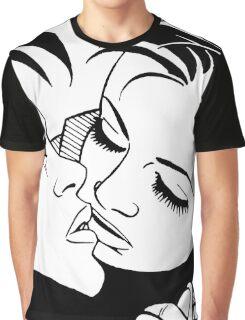 l & r Graphic T-Shirt