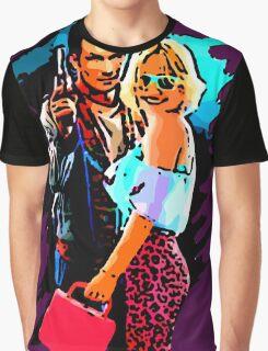 Mr & Mrs Worley Graphic T-Shirt