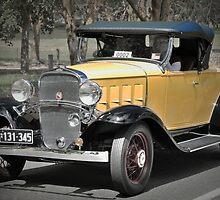 Chevrolet BA 1932 by Geoffrey Higges