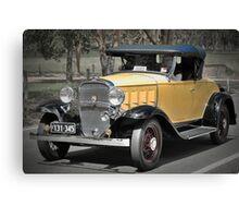 Chevrolet BA 1932 Canvas Print