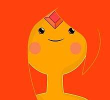 Flame Princess by grindgate