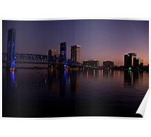 Jacksonville Landing Poster