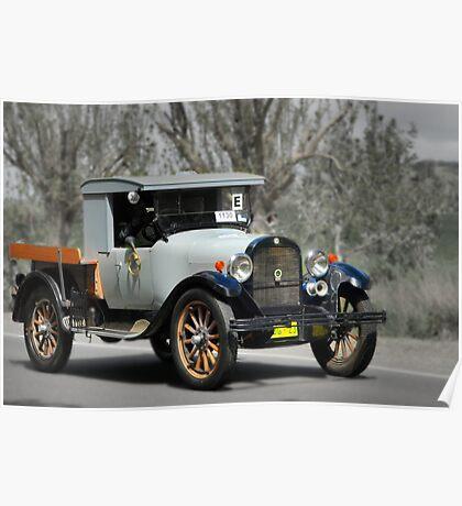 Dodge Pick-up Truck 1923 Poster