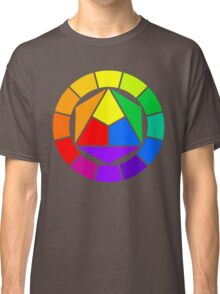Color circle Classic T-Shirt