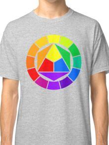 Color circle Classic T-Shirt