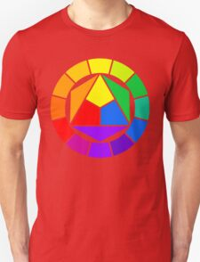 Color circle T-Shirt