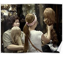 At the Wig Shop #0101 Poster