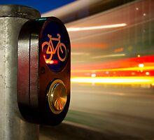 Bike Button by Luisa Cavallaro