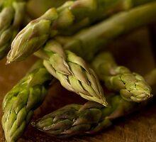 Asparagus by Luisa Cavallaro