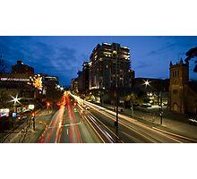 North Terrace - Adealide, SA Photographic Print