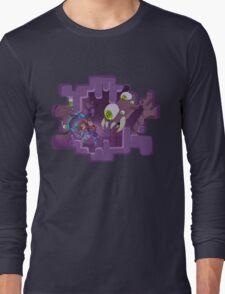 Terrarians  Long Sleeve T-Shirt