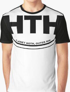 Hoth Destination Graphic T-Shirt