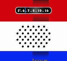 Transistor Radio - 1976 Bicentennial Edition by ubiquitoid