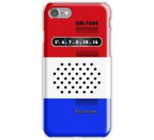 Transistor Radio - 1976 Bicentennial Edition iPhone Case/Skin