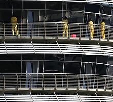 BIC Window Cleaners by Julian Lowry