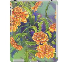 Dancing Marigolds iPad Case/Skin