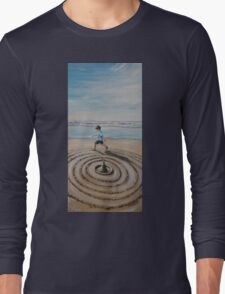 Circles in the Sand Long Sleeve T-Shirt