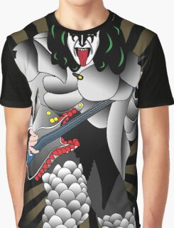kiss Graphic T-Shirt
