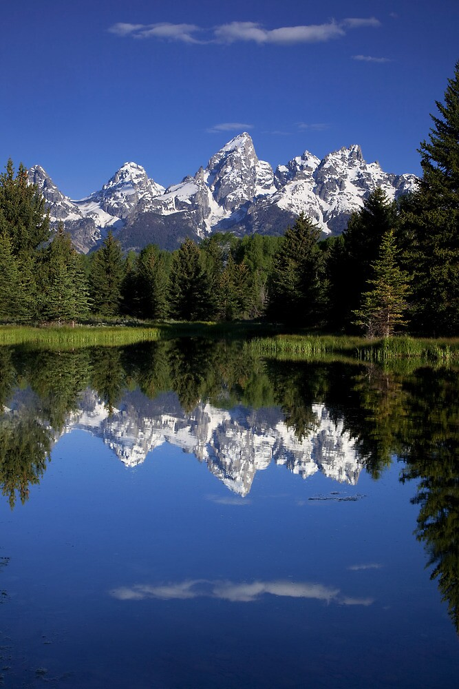 Mountain Reflections by andrewsound95