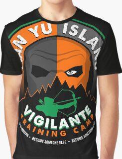 Vigilante Training Camp Graphic T-Shirt