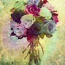 Bouquet Roses. by Vitta
