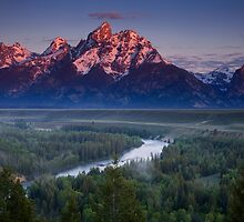Teton Morning by andrewsound95