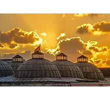 Domes of Old Istanbul Photographic Print