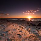 Final Sunset of 2011 by KathyT