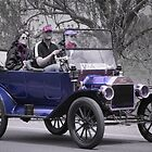 Ford Model T 1914 by Geoffrey Higges