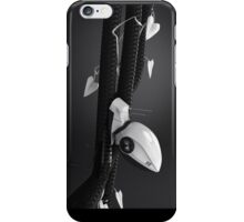 SnailBot - Hi tech nature series (sci-fi) iPhone Case/Skin