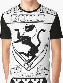 Xcrawl Adventurers Guild  Graphic T-Shirt