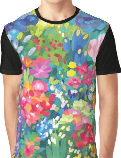 Florals...for Spring Graphic T-Shirt