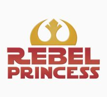 Rebel Princess Kids Tee