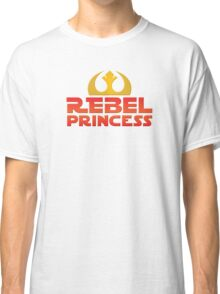 Rebel Princess Classic T-Shirt