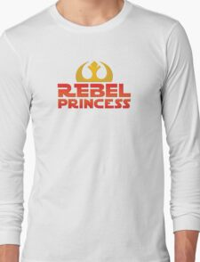 Rebel Princess Long Sleeve T-Shirt