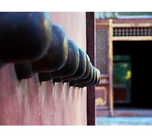 The Once Forbidden City (Zijin Cheng) # 1 Photographic Print
