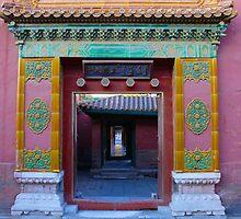 The Once Forbidden City (Zijin Cheng) # 2 by manojmurugan