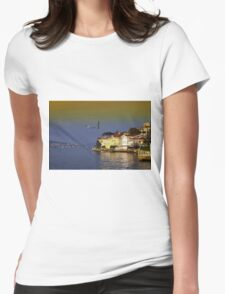 The beauties of Bosphorus Womens Fitted T-Shirt