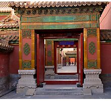 The Once Forbidden City (Zijin Cheng) # 6 Photographic Print