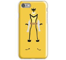 Power Rangers Mystic Force Yellow Ranger iPhone Case/Skin