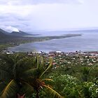 Simpson Harbour, Rabaul PNG by Matt-Dowse